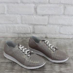 Női bőr cipő VISINI 8192
