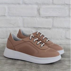 Női bőr cipő VISINI  8193