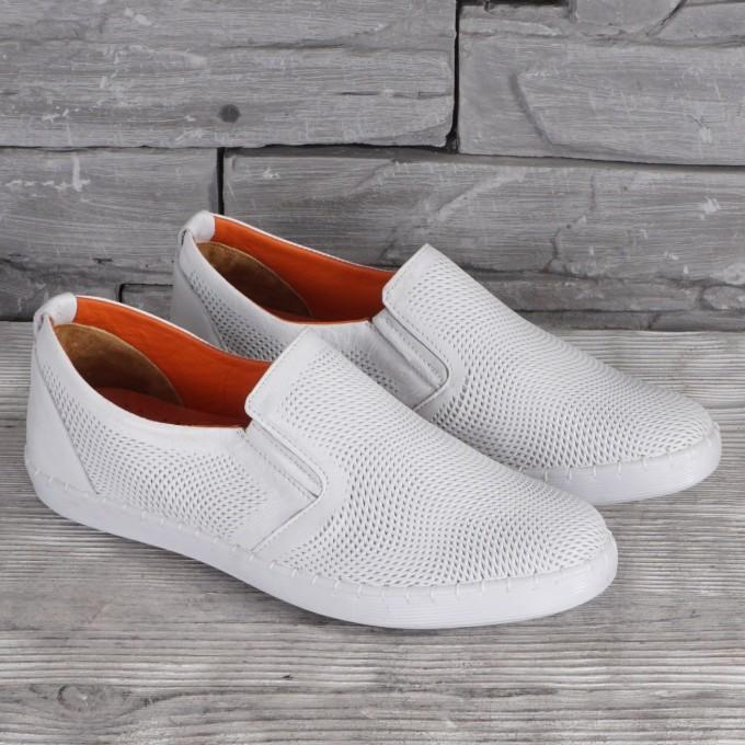 Női bőr cipő VISINI 8198