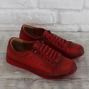 Női bőr cipő DALIS 8200