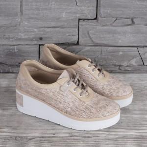 Női bőr cipő VISINI 8202