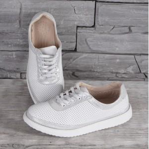 Női bőr cipő VISINI 8204