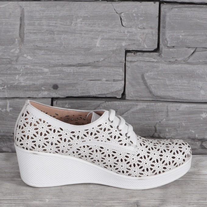 Női bőr cipő VISINI 8205