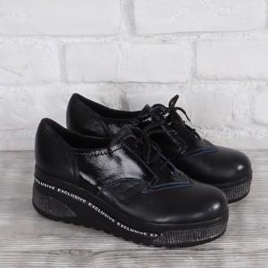 Női bőr cipő VISINI 8207