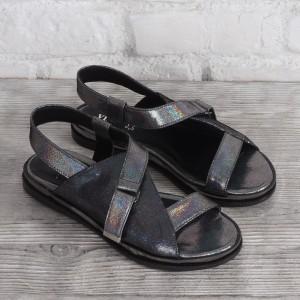 Női bőr cipő VISINI 8235
