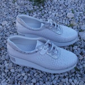 Női bőr cipő VISINI 8242