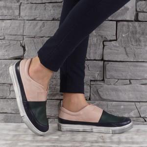 Női bőr cipők  VISINI GS 3937