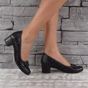 Női bőr cipő VISINI 3967