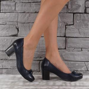 Női bőr cipő VISINI 4202