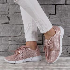 Női bőr cipők  VISINI GS 4239