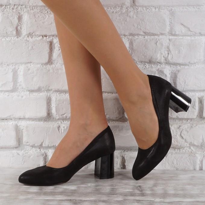 Női bőr cipő VISINI  4524