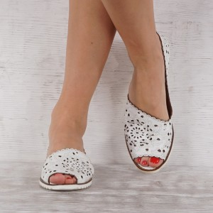 Női cipő valódi bőr GS 5637