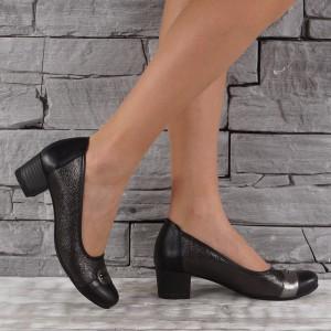 Női bőr cipő VISINI 6687