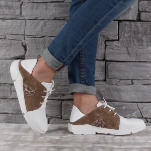 Női bőr cipők  VISINI 6688