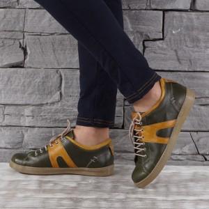 Női bőr cipők  VISINI 6885