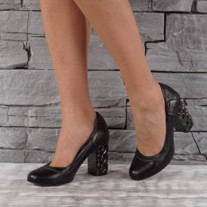Női bőr cipő VISINI  6913