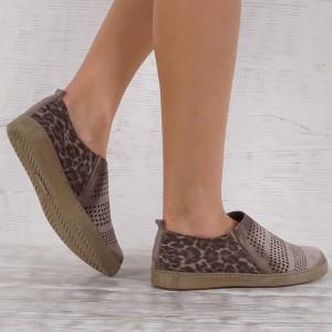 Női cipő valódi bőr  VISINI 6947