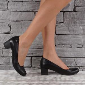 Női bőr cipő VISINI 6949