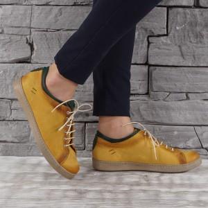Női bőr cipők  VISINI 6956