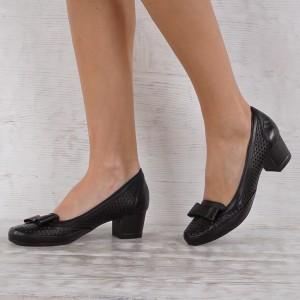 női cipő valódi bőr VISINI 7056