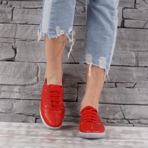 Női bőr cipők  VISINI GS 7135
