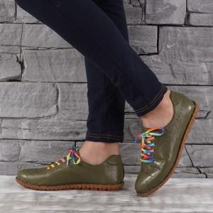 Női bőr cipők  VISINI GS 7160