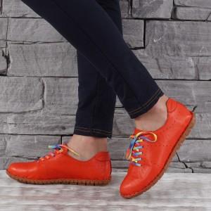 Női bőr cipők  VISINI GS 7161
