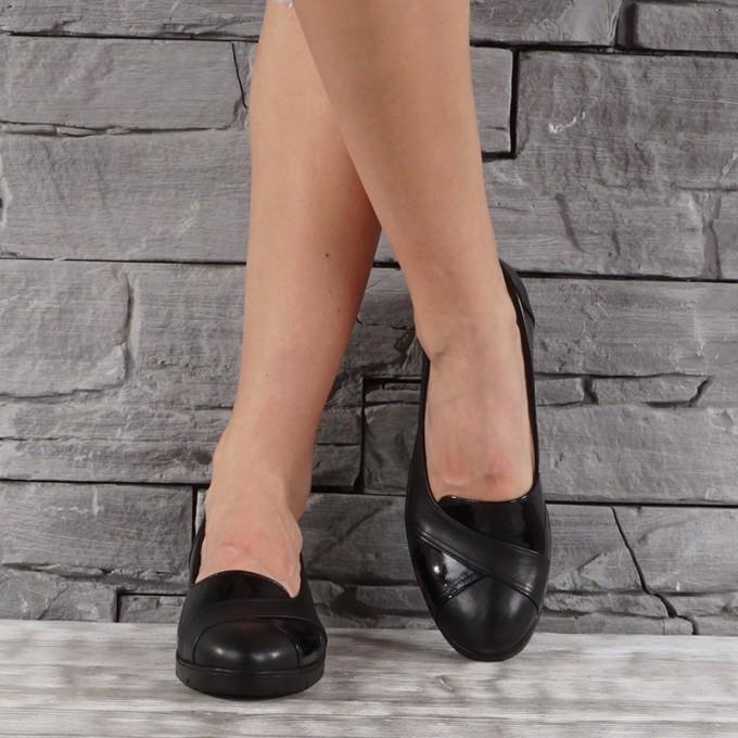 Női bőr cipő VISINI 7662