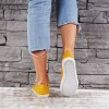 Női bőr cipő VISINI 7677