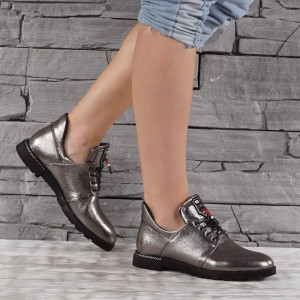 Női bőr cipő GS 7683