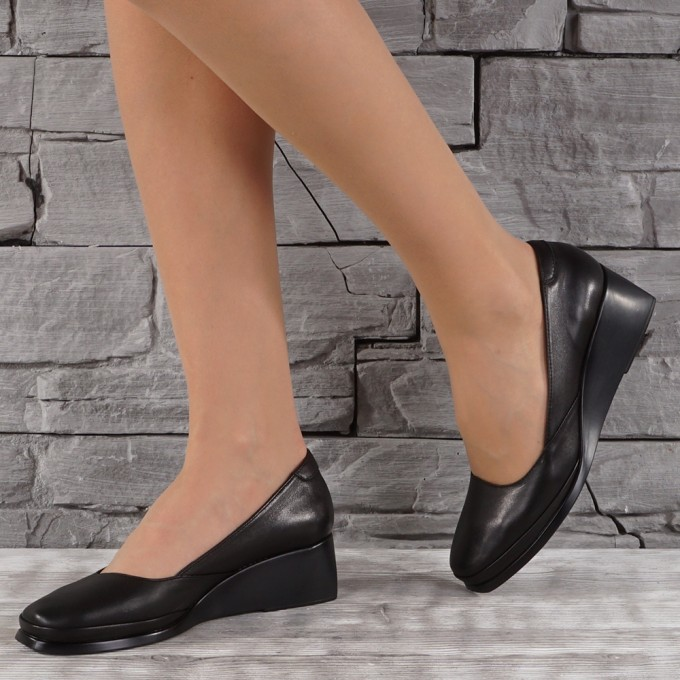 Női bőr cipő GS 7685