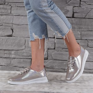 Női bőr cipő GS 7689