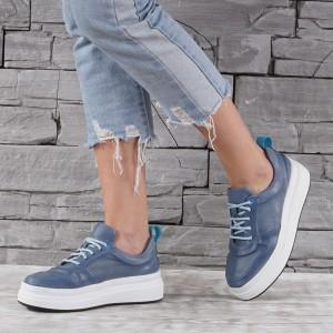 Női bőr cipők  VISINI GS 7692