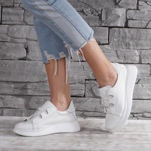 Női bőr cipő VISINI 7699