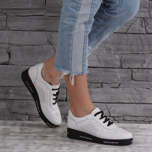 Női bőr cipő GS 7704