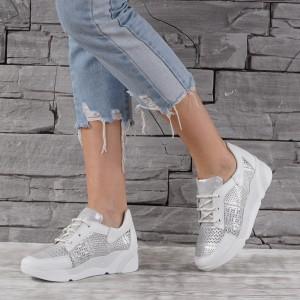 Női bőr cipő VISINI 7707