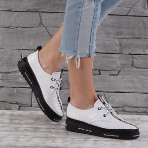 Női bőr cipő GS 7717