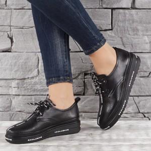 Női bőr cipő GS 7718