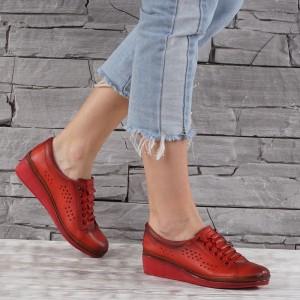 Női bőr cipő GS 7724