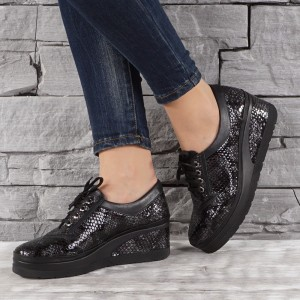 Női bőr cipő GS 7728