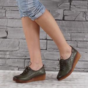 Női bőr cipő GS 7729