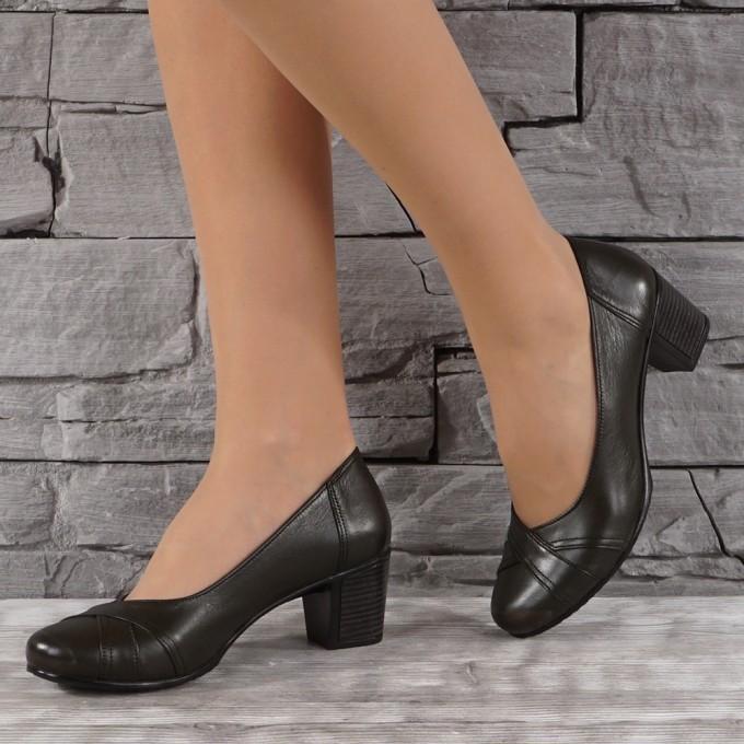 Női bőr cipő GS 7732