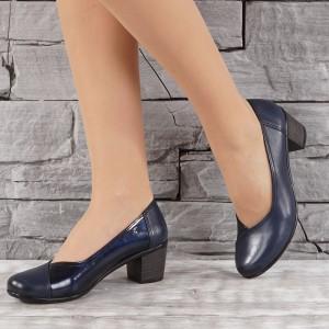 Női bőr cipő GS 7733