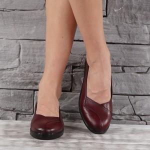 Női bőr cipő GS 7736