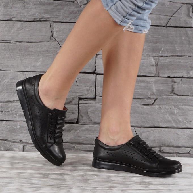 Női bőr cipő GS 7740