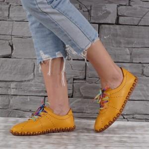 Női bőr cipő GS 7751