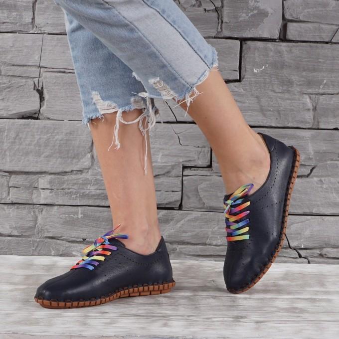 Női bőr cipő GS 7752