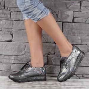 Női bőr cipő VISINI 7758