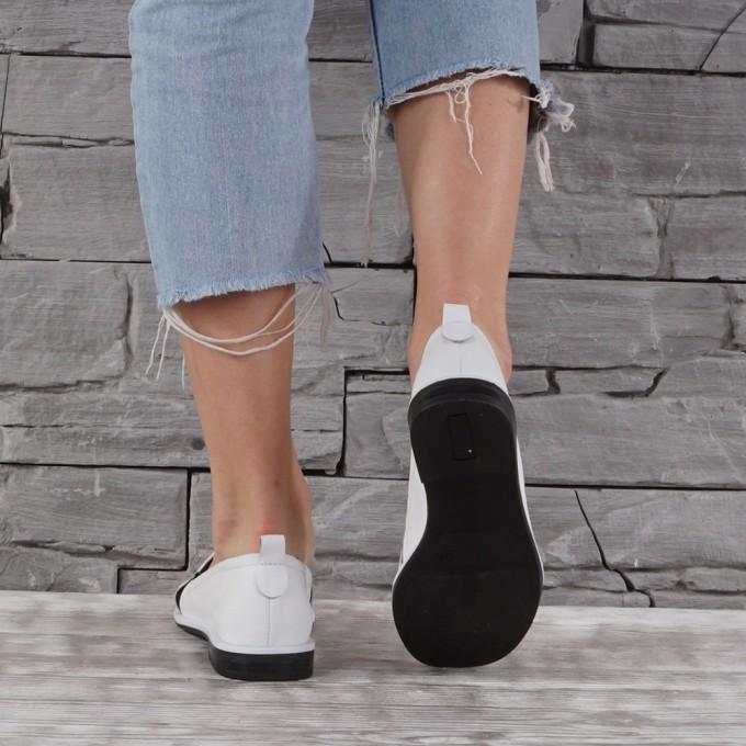 Női bőr cipő GS 7767