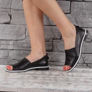 Női bőr cipő GS 7768